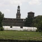 Milano Park Kastell