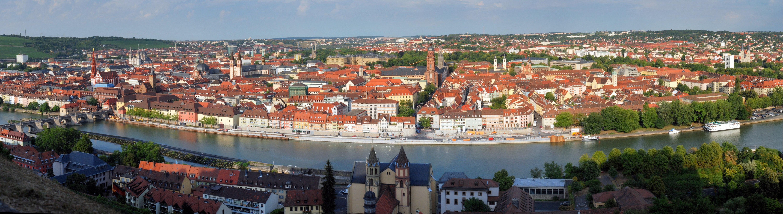 W rzburg sehensw rdigkeiten geschichte fotos und reisef hrer for Ubernachten in wurzburg