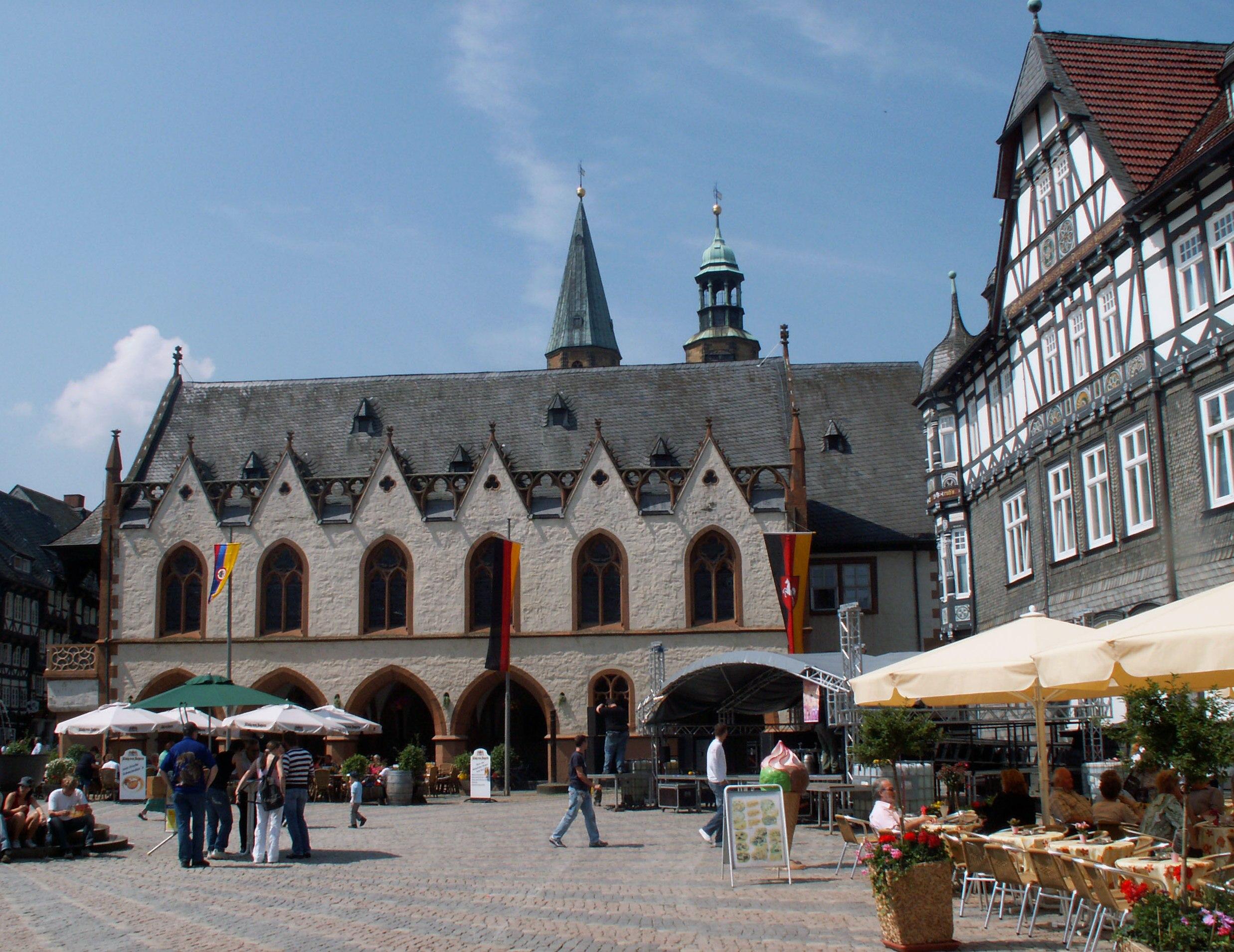 Goslar Sehenswürdigkeiten