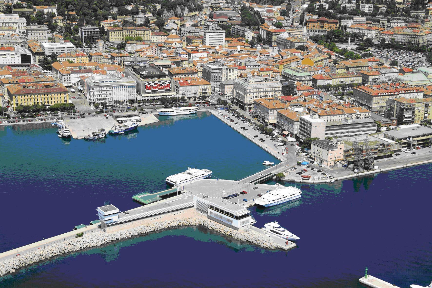 Rijeka Hotelreservierung, Apartment Villas, und All ...