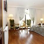 Saint John Hotel Luxus Zimmer