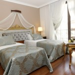 Saint John Hotel  Twin Zimmer