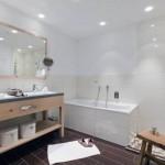 Alpine Balance Hotel Weißes Lamm - Badezimmer