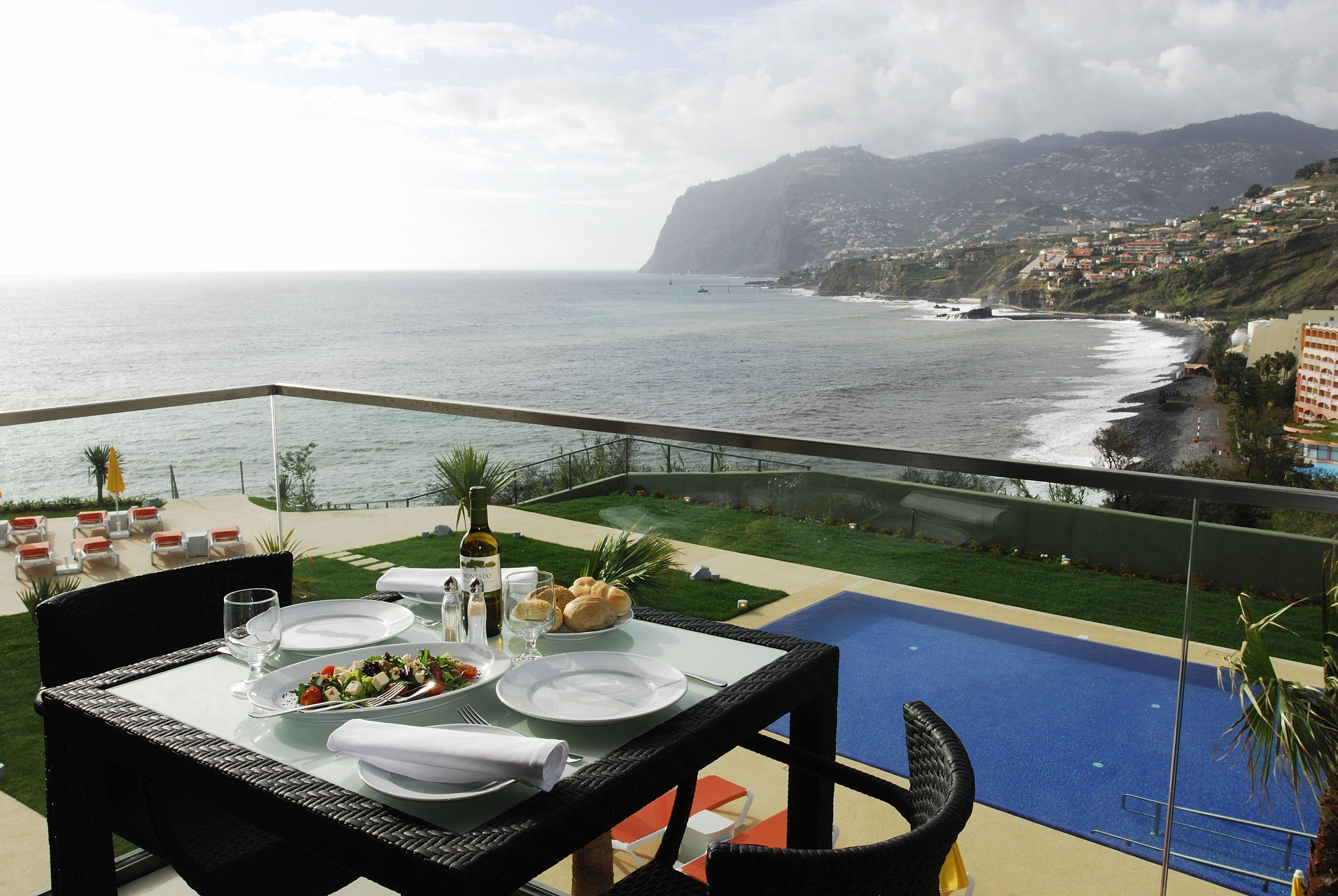 Villa Cliff Restaurant Madeira