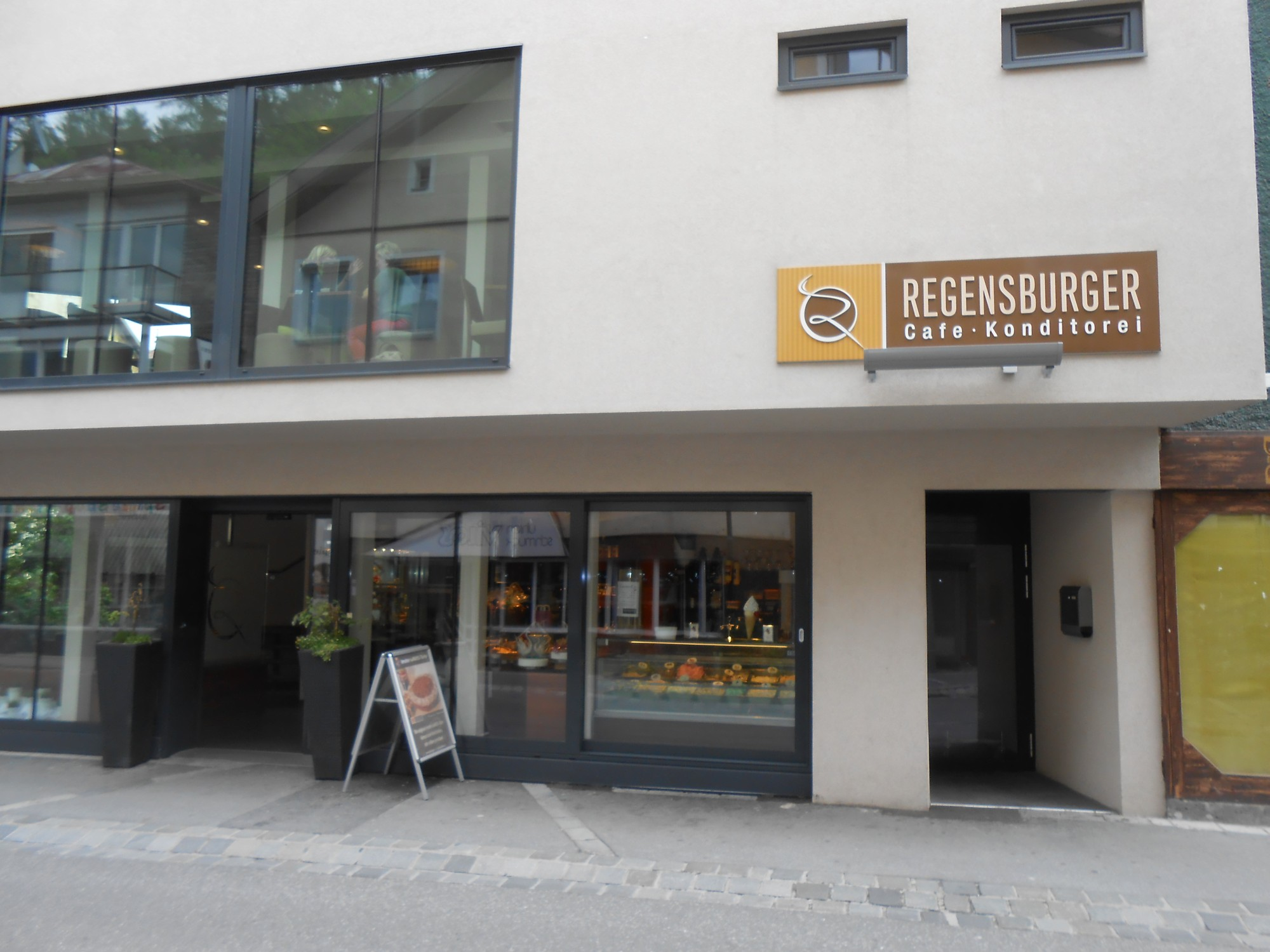 Konditorei Regensburg