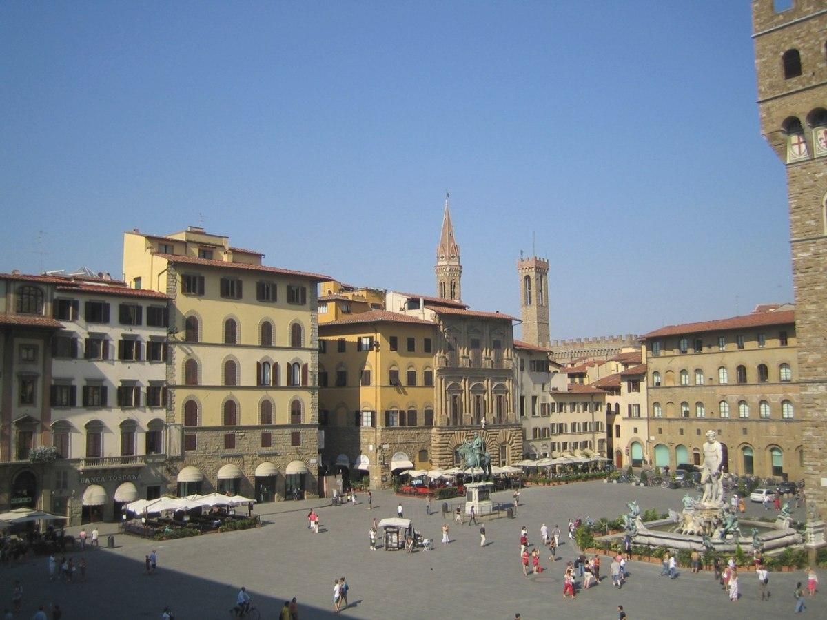 Bretagna Hotel Firenze