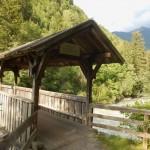 Ausflug Brücke