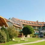 Columbia Hotel Bad Griesbach Aussenansicht