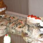 Essen im Schloss