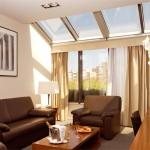 Hotel Atrium - Wohnzimmer