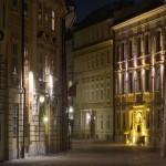 Hotel Copernicus Abend