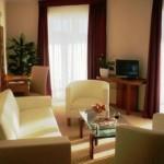 Hotel Duje - Wohnzimmer
