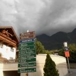 Hotels Richtung