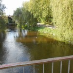 Fluss Bad Aibling Spektakel