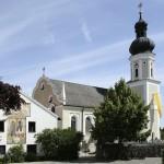 Kirchham  - Kirche