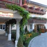 Landhotel Wirtshaus Rimsting Eingang