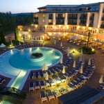 Lotus Therme Hotel & Spa - Sonnenterrasse