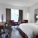 Renaissance Zurich Tower Hotel - Zimmer