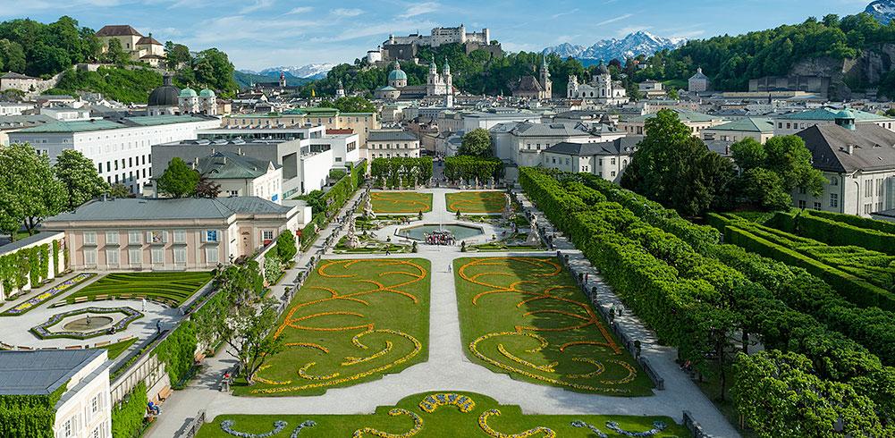 Salzburg Hotelreservierung Unterk 252 Nfte Online