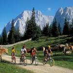 Ehrwald - Radfahren