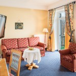 Hotel Sonnenspitze - Wohnzimmer