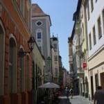 Regensburg Sommer