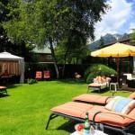 Reindl's Partenkirchener Hof - Garten