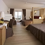 Alpenresort Belvedere Wellness And Beauty - Zimmer