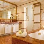 Althoff Seehotel Überfahrt - Badezimmer