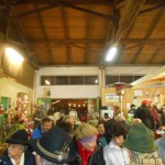Christkindlmarkt am Bauernmarkt 08.12.2013