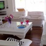 Hotel Agua Azul Beach Resort - Wohnzimmer