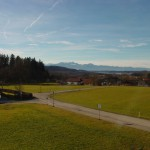 Ausblick Simssee