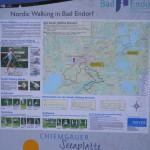 Karte - Chiemgauer Seeplatte