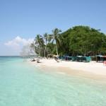Playa Blanca, Baru Island