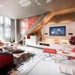 Sofitel Munich Bayerpost - Wohnzimmer