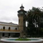 Ehemaliges Kloster Almoraima, heute als Hotel genutzt