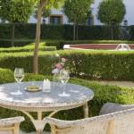 NH Castellar - Garten