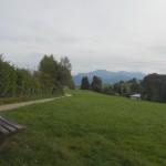 Aussicht nach Tyrol