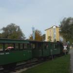Chiemsee Bahn Dampfer