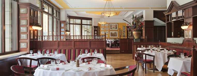 Restaurant Mark Brandenburg Im Hilton Berlin Hotel