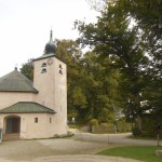 Prien am Chiemsee Berge Mini-Kirche