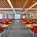 Yachthotel-Seminarraum