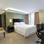 Four Points Sheraton Cali - Zimmer