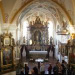Freskenkirche Niedergottsau