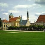 Gnadenkapelle, St. Magdalena und Kongregationssaal