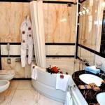 Grand Hotel Wagner - Badezimmer