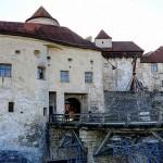 Hauptburg, vom 2. Burghof
