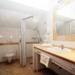 Hotel-Restaurant Gasthaus Bonimeier - Badezimmer