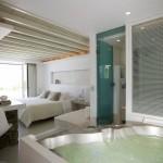 Semeli Hotel Superior Zimmer mit Jakuzzi