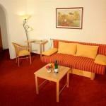 Land-gut-Hotel Gabriele - Wohnzimmer
